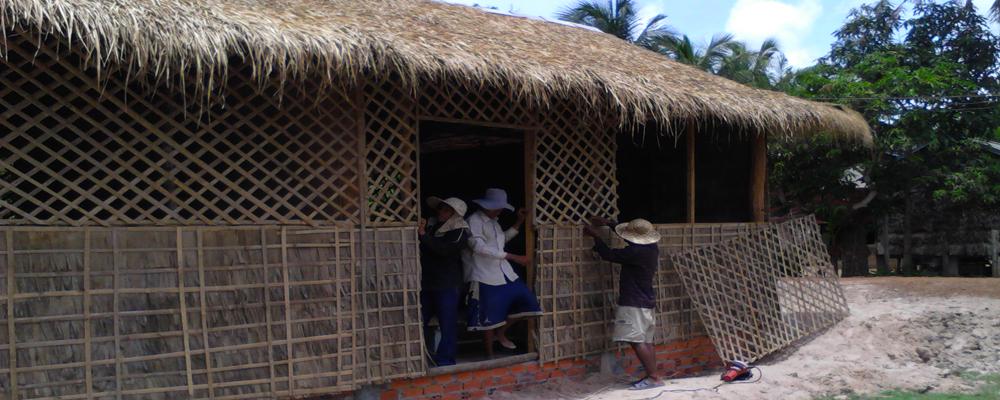 """The """"Tropen Tim"""" school is built!"""
